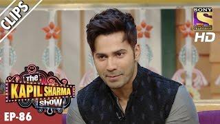 Varun Dhawan opens up about Alia Bhatt – The Kapil Sharma Show - 4th Mar 2017
