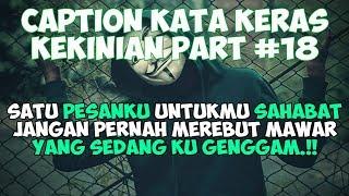 Gambar cover Caption Kata Keras Kekinian (status wa/status foto) - Quotes Remaja Part #18