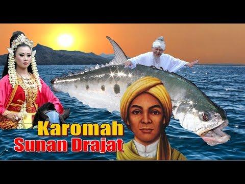 Karomah Sunan Drajat Menaiki Ikan Talang, Memindahkan Masjid Dalam Semalam & Umbi Keluar Air