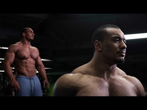 EPIC Workout With Larry Wheels!