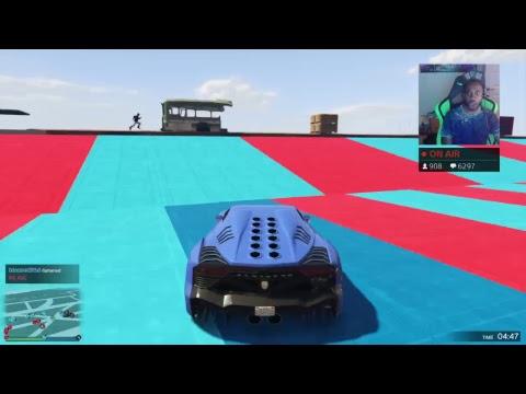 GTA 5 ONLINE - KSG WE LIT