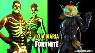 """FORTNITE-TODAY'S ITEMS STORE 14/10 BOUGHT NEW SKIN HEAD-HOLLOW """"PUMPKIN HEAD SKIN"""" 🎃"""