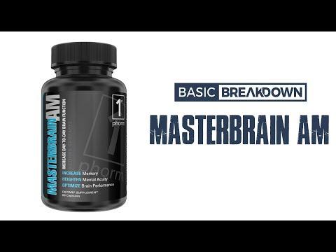1st Phorm Masterbrain AM Nootropic Supplement Review | Basic Breakdown
