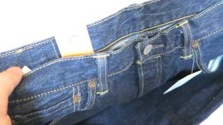 genuine levi s men s 501 original fit jeans from amazon unboxing 2