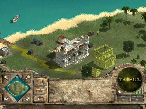 Tropico 1 Part 1 - Original Let's Play - Banana Republic