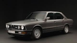 BMW Z1 (1988).  Various driving shots.
