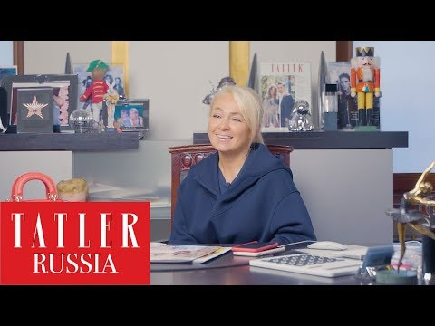 Что на столе у Яны Рудковской