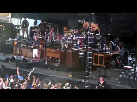 Dead & Company - Video Clips - 7-2-16 Folsom Field Boulder, CO HD