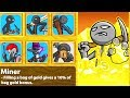 Stick War: Legacy | MINER AVATAR # Tournament Mode Savage Skin- Android GamePlay HD