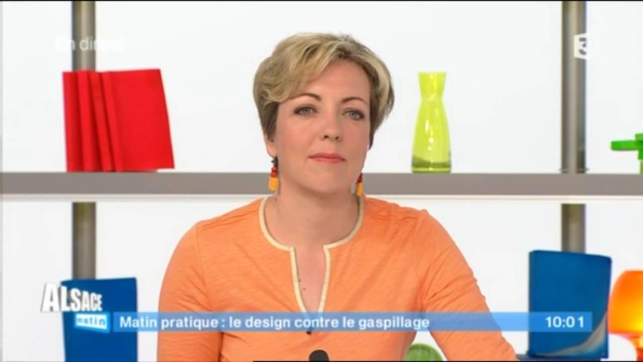 Julie Chabassier Architecte D Intérieur lutter contre le gaspillage grâce au design | lisaa