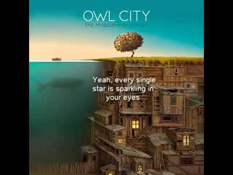 Speed of Love - Owl City (Karaoke with lyrics on screen)