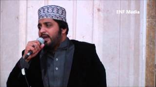 PUNJABI NAAT( Asan Preet Huzoor Nal) by Hafiz Noor Sultan Mehfil e naat 2012 Oslo Norway