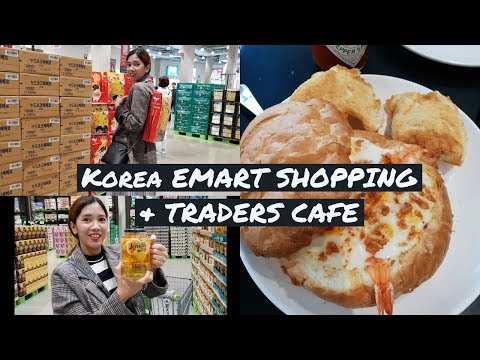 Korea Emart Shopping & Traders Cafe (Pasta, Pizza & Hotdog for $10)