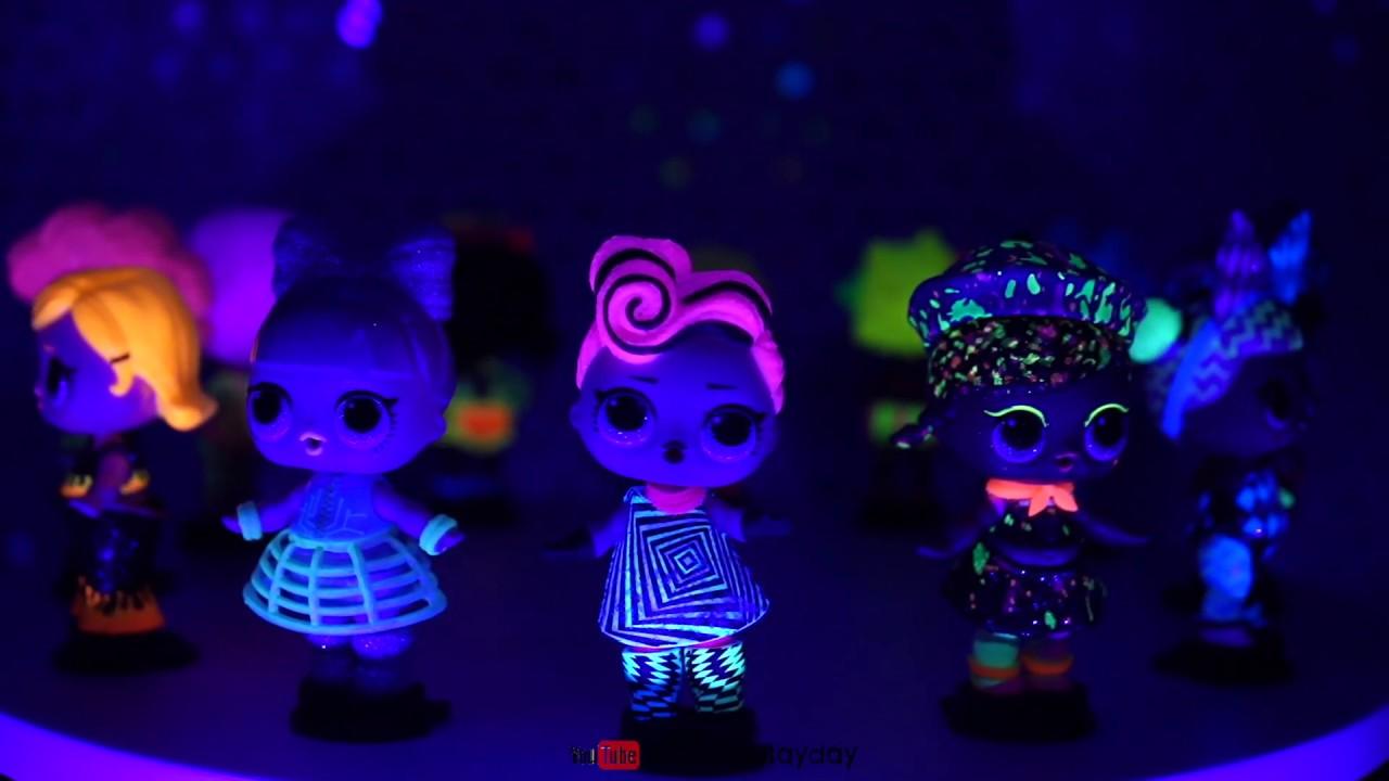 LOL Surprise Lights Glitter Series Doll NEW