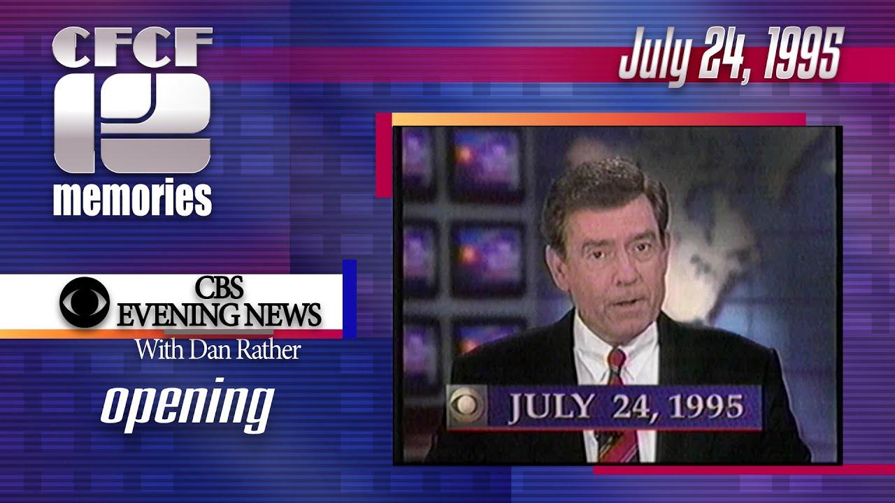 CBS Evening News September 02 2002 Details