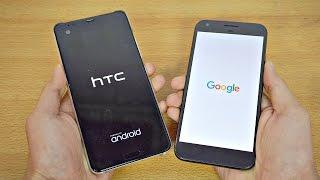 hTC U Ultra vs Google Pixel XL, The Best Camera On The Planet is