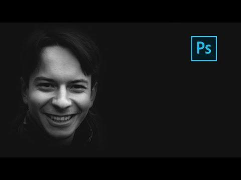Как сделать эффект темного драматического цвета в Photoshop | Photoshop Tutorial thumbnail