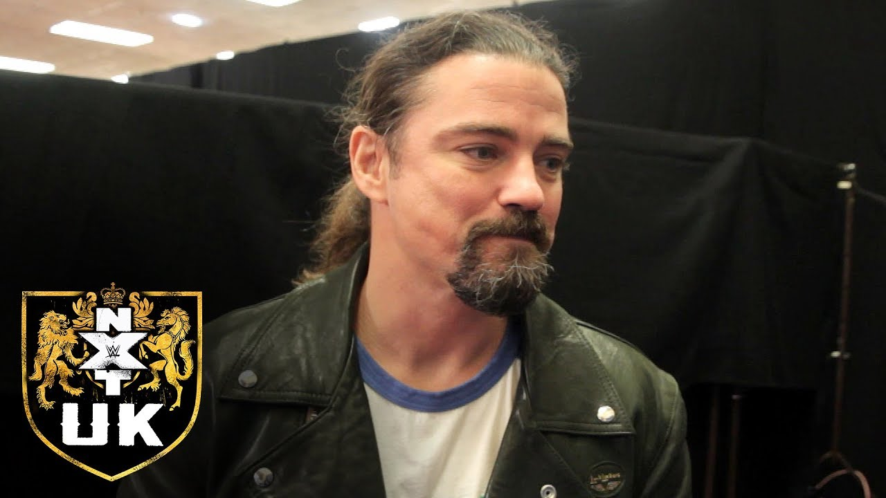 The Brian Kendrick is coming to NXT UK to try to punch his ticket ...