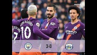 Download Video Manchester City vs Huddersfield  3-0 Highlights & Goals 2019 HD MP3 3GP MP4