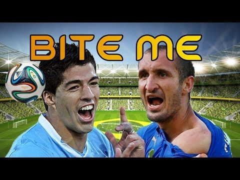 Why Did Luis Suarez Bite Giorgio Chiellini? FIFA World Cup Drama! | DAILY REHASH | Ora TV