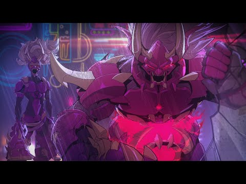 Heroes of the Storm has gone cyberpunk
