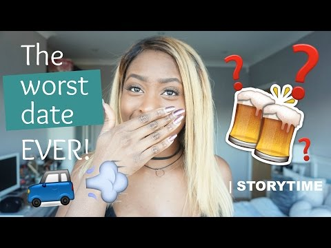 The worst date EVER! He Left me in a Parking Lot | STORY TIME