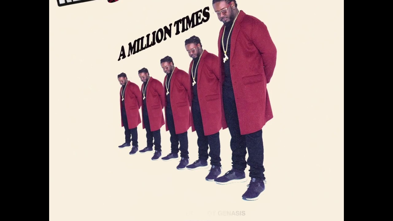 Image result for T-PAIN FEAT. O.T. GENASIS - A MILLION TIMES (JUELZ REMIX)