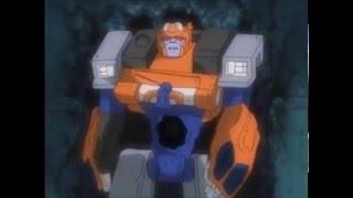Transformers Armada: Smokescreen's Death