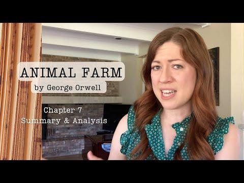 animal-farm-chapter-7-summary-&-analysis