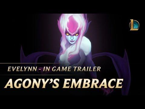Evelynn: Agony's Embrace - Champion Teaser