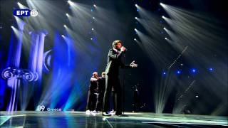 Eurovision 2011 Greece Final