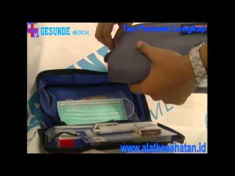 Tas Perawat Lengkap Gm Nk03 Wwwalatkesehatanid Perusahaan Alat
