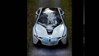 BMW VISION EFFICIENTDYNAMICS.
