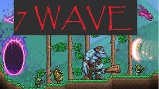 Terraria 1.3.4 - 7 Wave Old One Army OOA Hardmod E