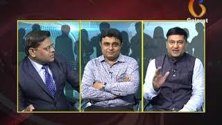 Debate  about  Hardik Patel na Upvas