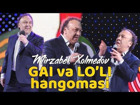 Mirzabek Xolmedov - GAI va lo'li hangomasi | Мирзабек Холмедов - ГАИ ва лули хангомаси