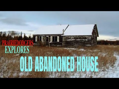 Urban Exploration Abandoned Cold Lonely House #6
