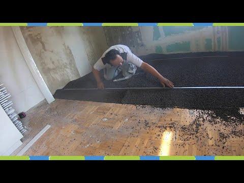 Trockenestrich verlegen Boden