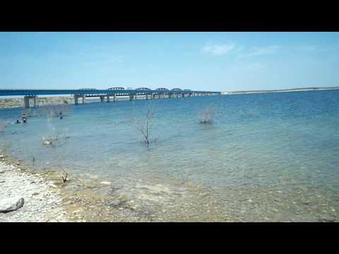 Amistad area - best bathing - TX summer 2009