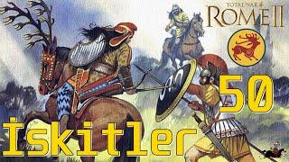 ASİL İSKİTLER (SAKALAR) Royal Scythia #50 [EFSANEVİ] Total War: Rome 2 TÜRKÇE