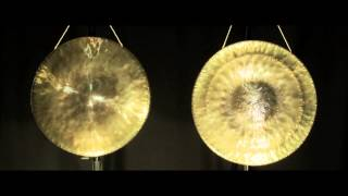 Two small tuned Gongs by João Pais Filipe