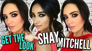 HOW TO : Shay Mitchell Get The Look!