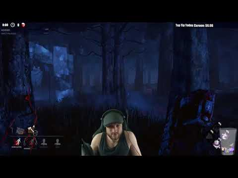 Dead by Daylight WITH...HUNTRESS! - T-BAGGING AGAIN WITH BLOOD WARDEN?