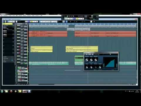 metal production tutorial part 8.3 - mixing: ambient and clean guitars - ForTiorI