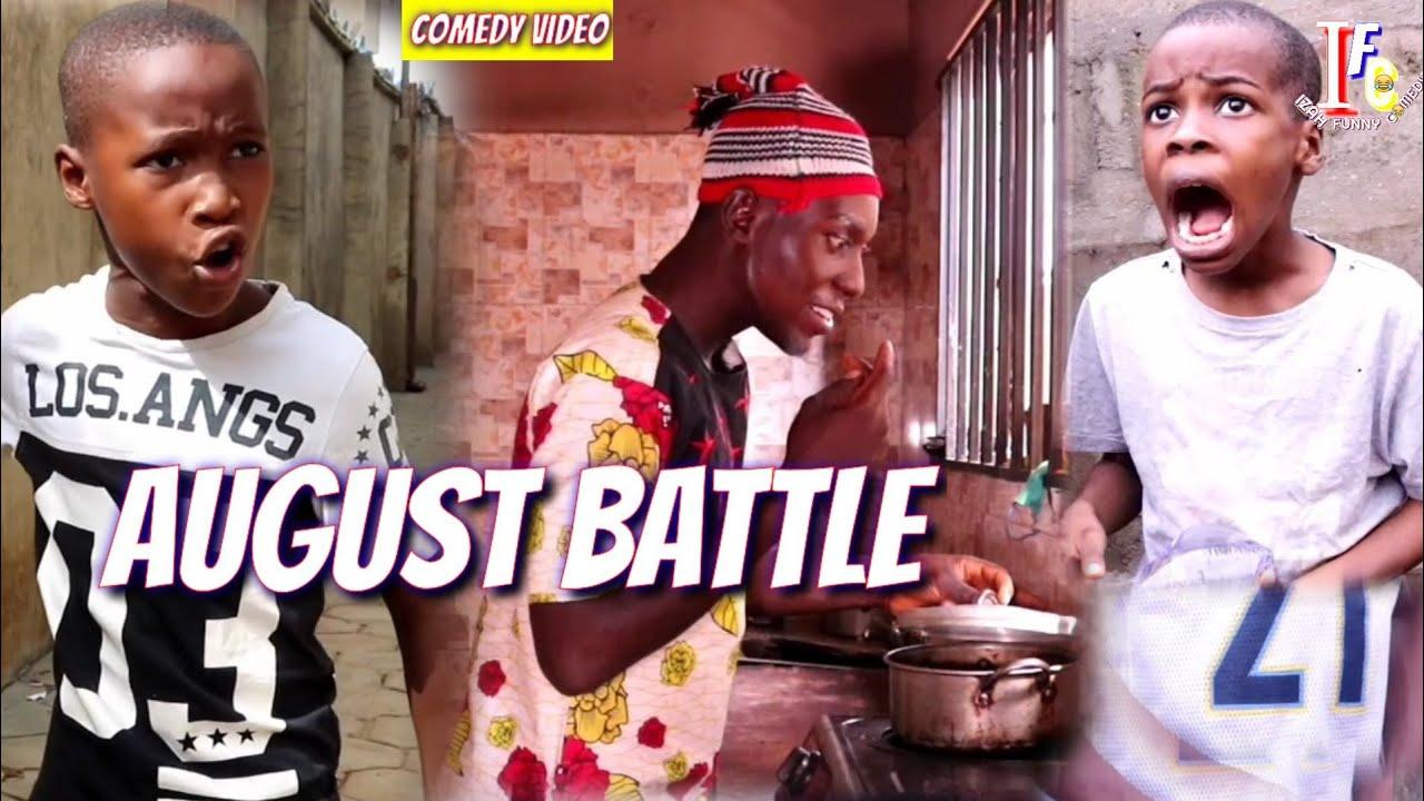 EMMANUELLA AUGUST PROBLEM (Mark Angel Comedy) (Izah Funny Comedy) (Episode 9...)