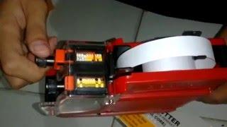 Cara Menggunakan Mesin Tembak Harga / Price Labeller Joyko MX-6600