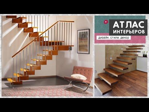 Как оформить лестницу в доме на второй этаж