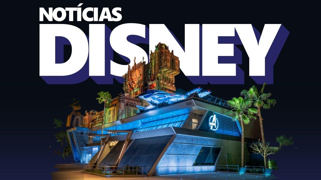Resumo da semana – Notícias Disney 10/04/2021