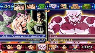 Baixar (FINAL BATTLE) Goku, Frieza and Androide 17 VS Jiren | Dragon Ball Z Budokai Tenkaichi 3