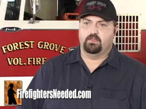 Volunteer Firefighting is More Than Putting Out Fires